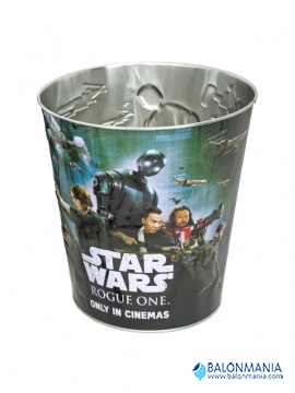Kovinska posoda za popcorn Star Wars Rogue One -3,8L