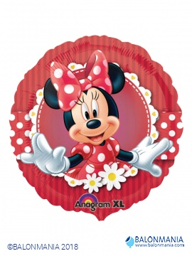 Nori na Minnie balon