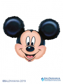 Mickey mouse glava balon